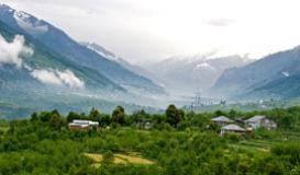 Best of Himachal with Amritsar image