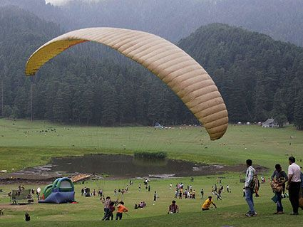 Dalhousie and Khajjiar image