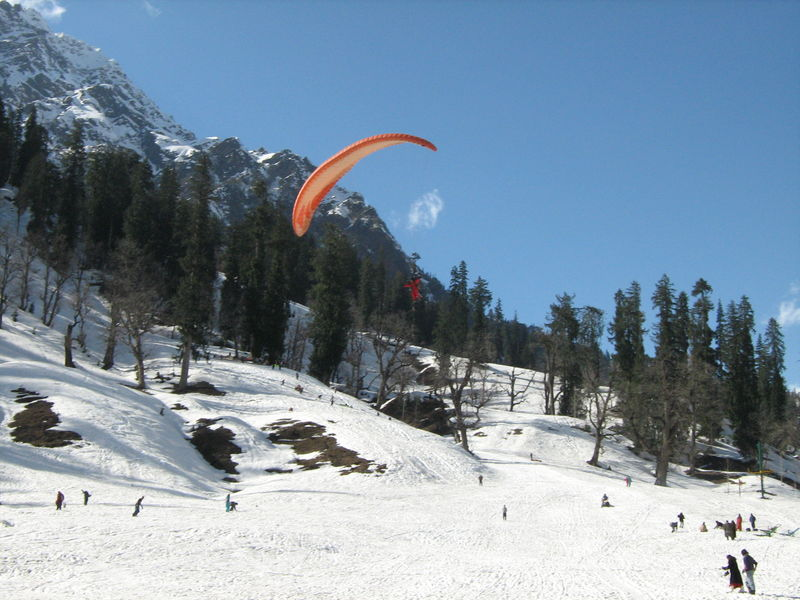 Solang Valley image